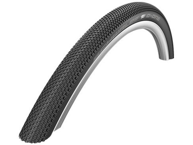 "SCHWALBE G-ONE Allround Cubierta Evo MicroSkin TL-Easy 27,5"" plegable"